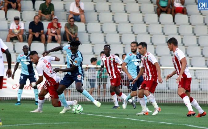 L'ACA solide et réaliste s'impose à Châteauroux (1-0)