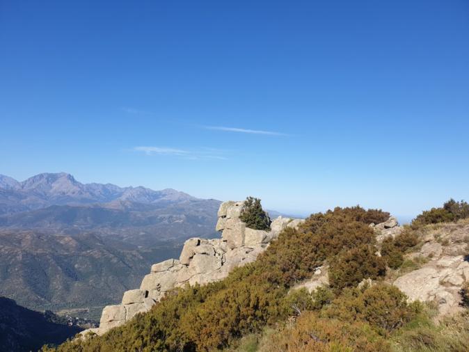 La photo du jour : paréidolies sur le chemin de Monte Astu
