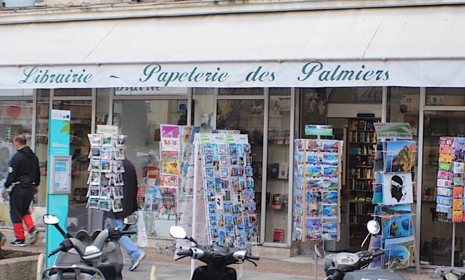 Ajaccio : dédicaces à la Librairie des Palmiers