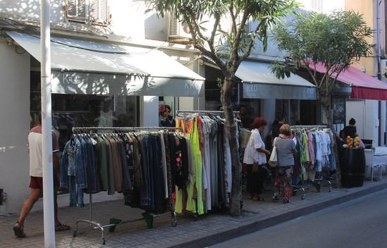 La grande braderie des commerçants de Calvi débutera ce jeudi