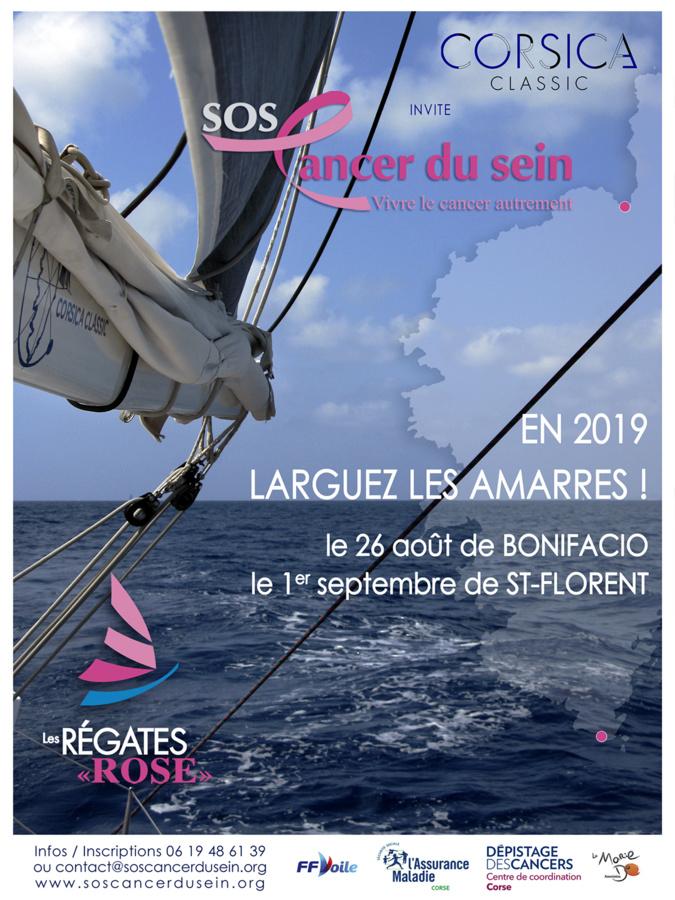 """Santé : 5ème édition des Régates """"ROSE"""" en Corse"""