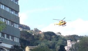 Une femme blessée à Albertacce après une chute