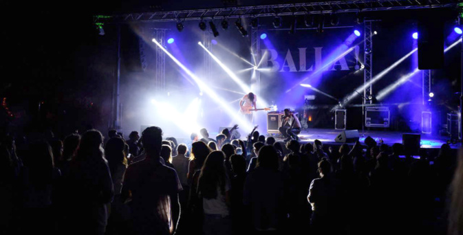 Dance, dance, dance à Patrimonio