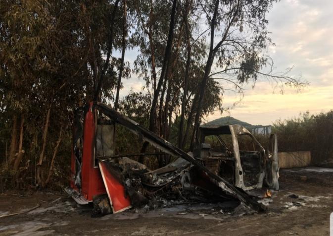Benista : L'enquête se poursuit pour retrouver les incendiaires du camion à Sushis