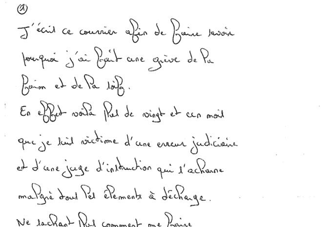 """Antoine Pietri : """"pourquoi j'ai fait une grève de la faim"""""""