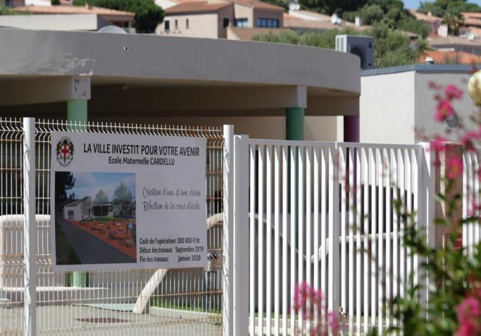 95 nouvelles inscriptions dans les écoles de Calvi