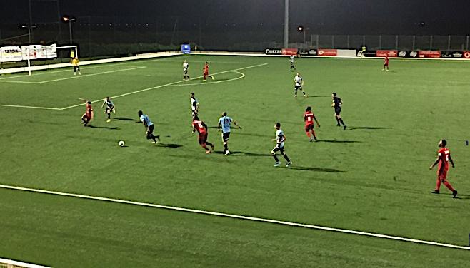 Défait 2-6 : le cauchemar du FCBB face au Puy