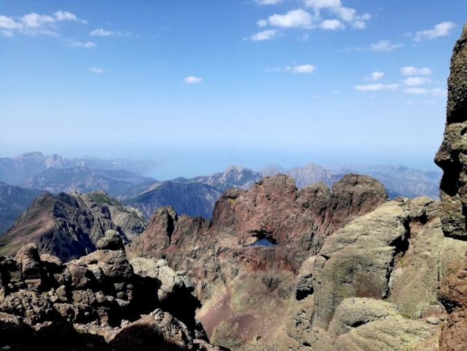 La photo du jour : du Capu tafunatu à Capu rossu