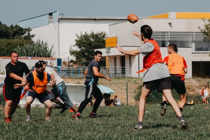 Football américain à Bastia, les Mohawks cherchent de nouvelles recrues !