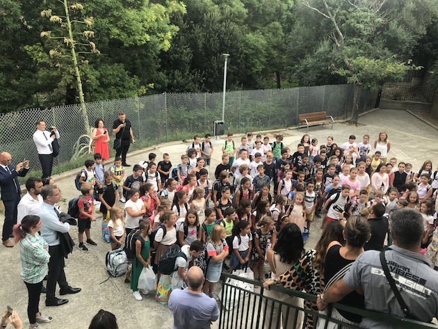 Bastia : l'école Subissi fait sa rentrée avec deux nouvelles classes