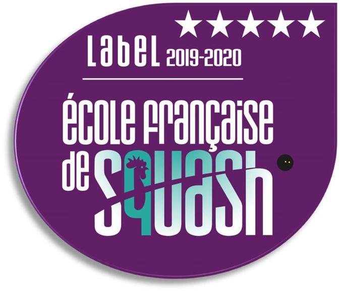 Label 5 étoiles pour le Squash Loisirs de l'Ile-Rousse