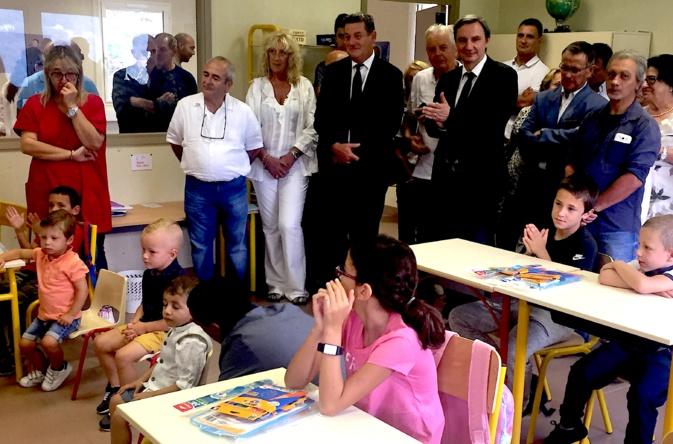 Valle d'Alesani : la cloche a sonné pour les 8 élèves de la classe unique