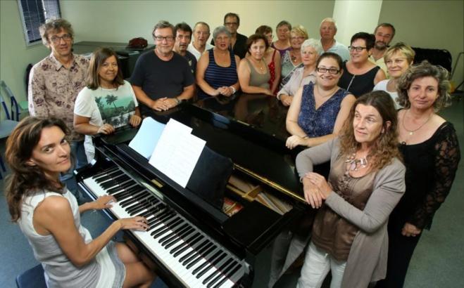 """Sarrola : L'ensemble """"Coups de chœur"""" cherche des nouveaux talents"""