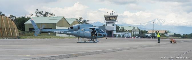 Ventiseri-Solenzara : reprise des activités opérationnelles sur la base aérienne 126