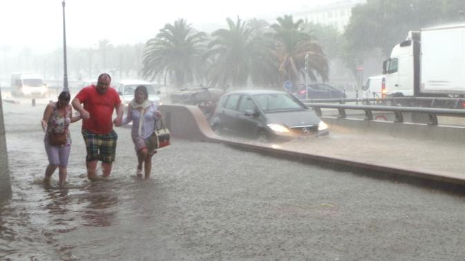 Inondations : Bastia et Ville di Pietrabugno reconnues en état de catastrophe naturelle
