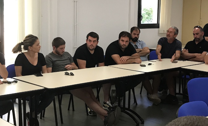 Retard de versement de la PAC : le coup de colère des jeunes agriculteurs de Haute-Corse