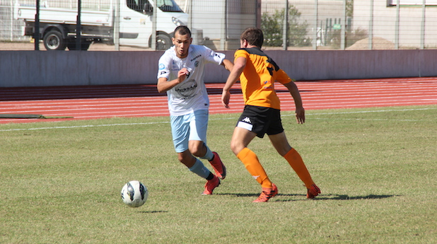 Football Extrême Sud : l'ASPV rate ses débuts