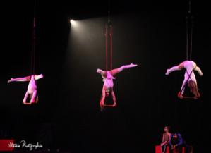 Trapèze, jonglage, théâtre... les inscriptions pour l'école de cirque Mine de Rien sont ouvertes