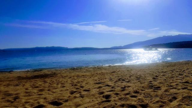 La météo du Vendredi 13 Septembre 2019 en Corse