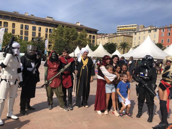 Ajaccio : Une belle réussite pour l'édition 2019 d'Associ in festa