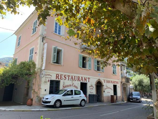 San Martino di Lota : l'office foncier de la Corse achète une maison des Américains pour la commune
