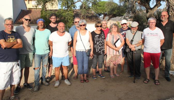 Les organisateurs du Festibocci 2019