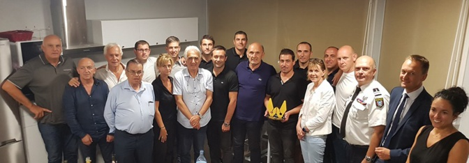 Désincarcération : Des lauriers pour l'équipe de secours routiers de Corse-du-Sud