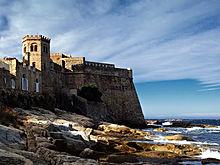 Le château d'Algaghjola est à vendre