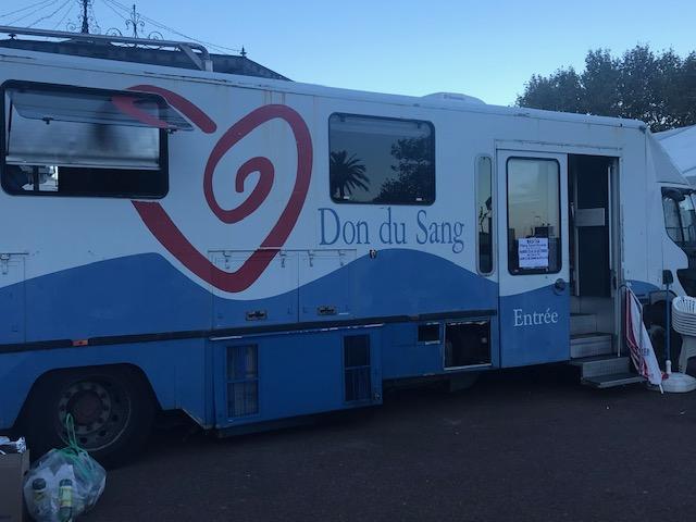 Don de sang à Ajaccio : des surprises gastronomiques pour le plus grand plaisir des donneurs