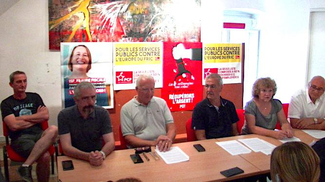 Municipales de Bastia : La ligne « claire » du Parti communiste qui rejette la candidature De Casalta
