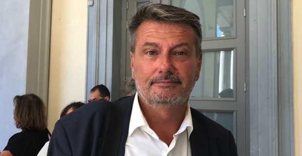 Jérôme Gavaudan, président de la conférence des bâtonniers et ancien bâtonnier de Marseille.