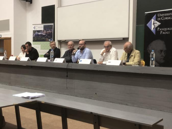VIDEO - Smaratura di u diploma universitariu d'architettura à l'università di Corsica