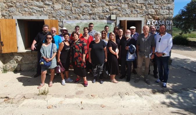 La Corse, escale pèlerine de Santa Giulia