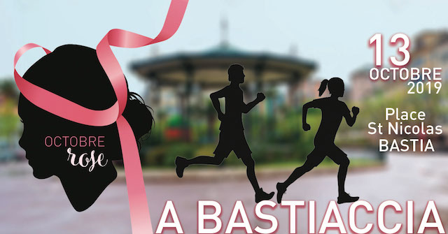 Octobre Rose à Bastia : Tous mobilisés contre le cancer du sein