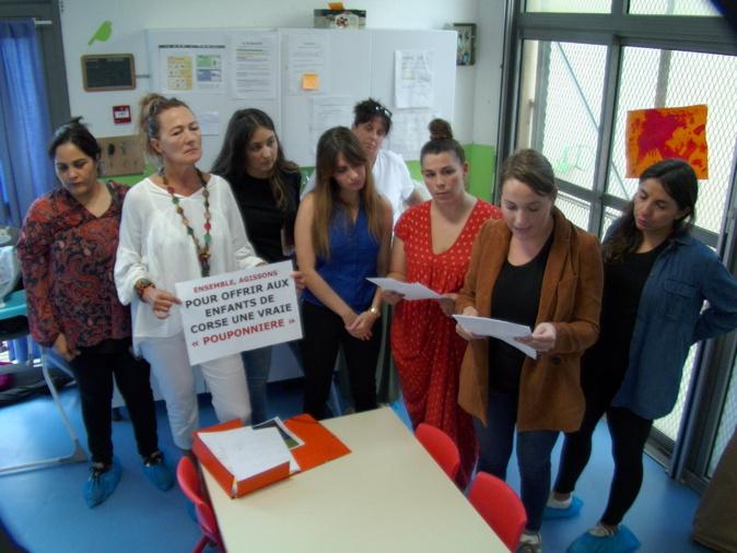 Bastia : Le ras-le-bol de la pouponnière « A Ciucciarella » !
