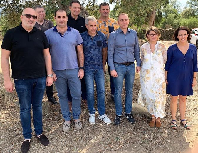 Patrimoniu et Pinu : le soutien de l'office foncier de Corse