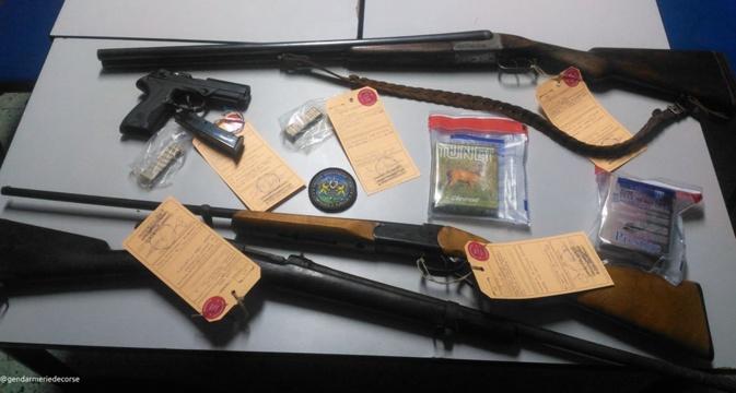 Coups de feu devant la gendarmerie de Peri