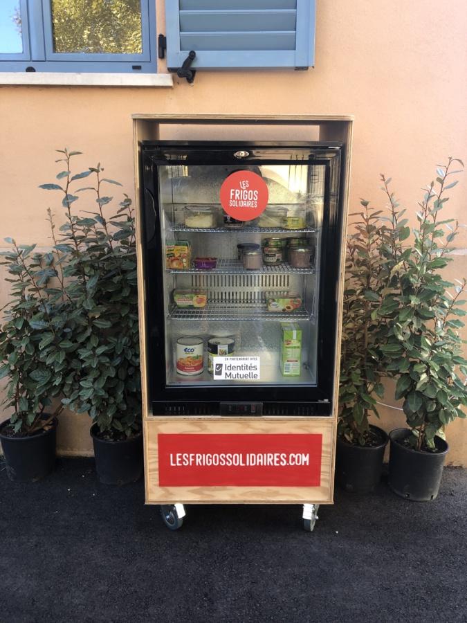 "Le premier ""Frigo solidaire""  de Corse installé à Lisula"