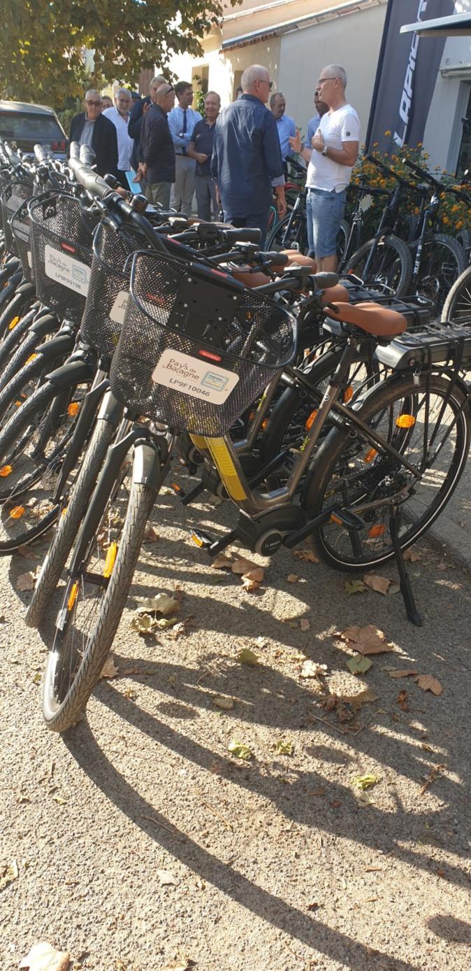 Balagne : le vélo électrique à location longue durée fait son entrée au PETR