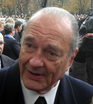 Mort de Jacques Chirac : la réaction de la de la Fédération Les Républicains de la Haute-Corse
