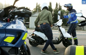 """Les gendarmes de la Corse du Sud relaient le projet """"EDWARD"""", la journée européenne sans mort sur la route"""