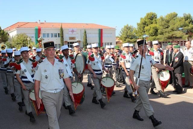 Le 2e REP de Calvi fête la Saint-Michel le 29 septembre