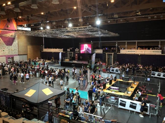 """Ajaccio ville """"geek"""" avec Isula Gamefest, salon dédié aux jeux vidéo et à l'Esport"""