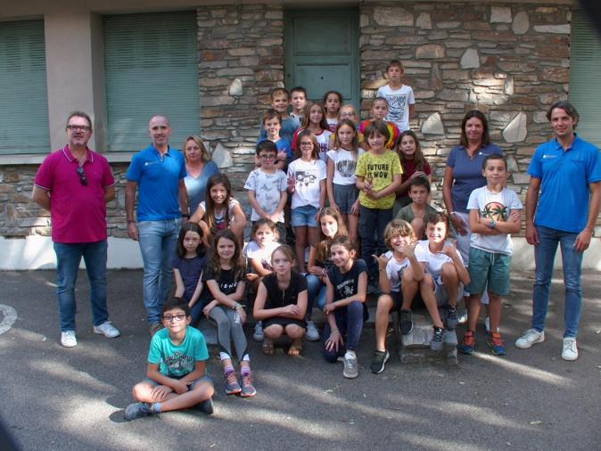 Trail : Le projet scolaire « A serra di u Capicorsu »