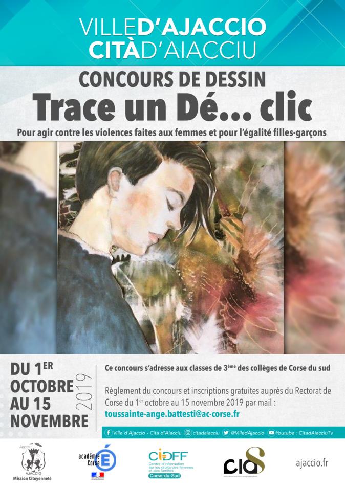 Corse du Sud : Un concours de dessin pour lutter contre les violences faites aux femmes