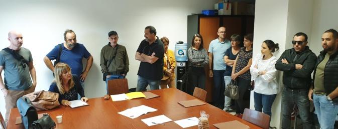 Bastia : Conflit à l'Office Public de l'Habitat. Le STC occupe la commission d'attribution des logements