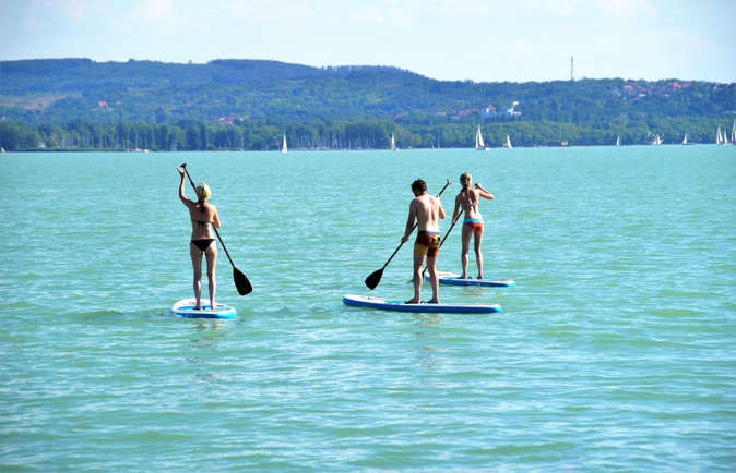 Corsica paddle trophy : le premier tour de l'ile en stand up paddle est prêt à débarquer