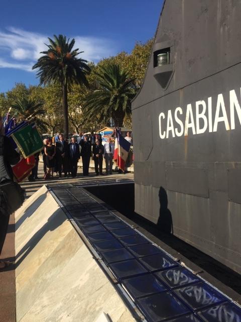76ème anniversaire de la Libération de la Corse : Bastia rend hommage aux combattants