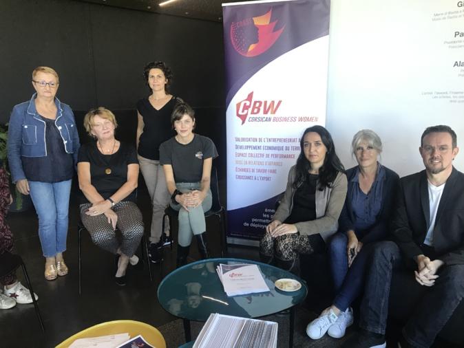 Femmes & Innovations au cœur du 3ème congrès de l'association Corsica Business Woman