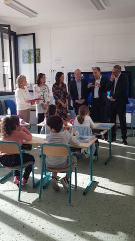 Ajaccio : EcoScola lance sa 5e Edition en école primaire et s'étend à certains collèges et lycées